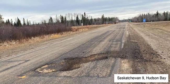 2021 Worst Roads
