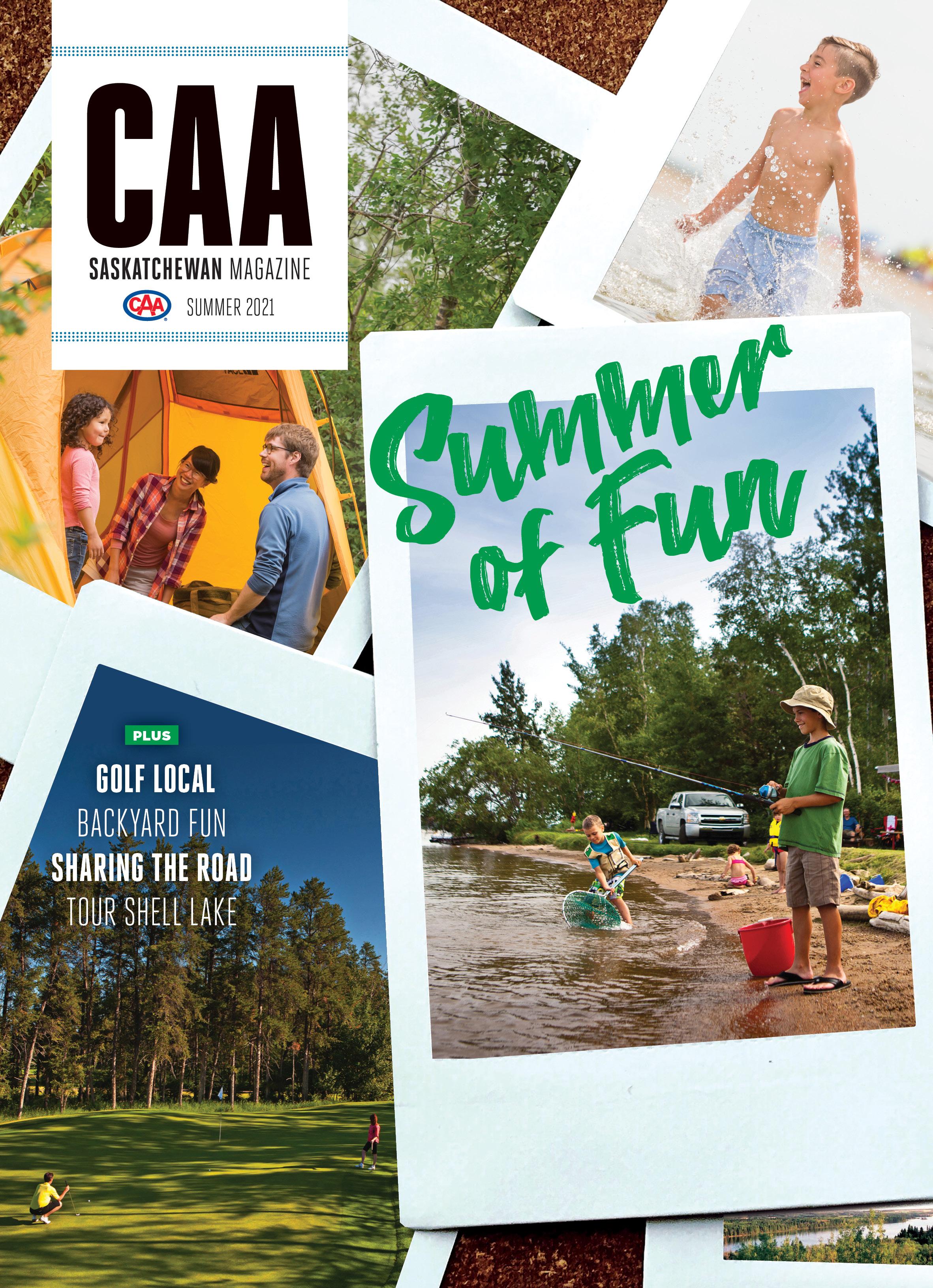 CAA Saskatchewan Magazine