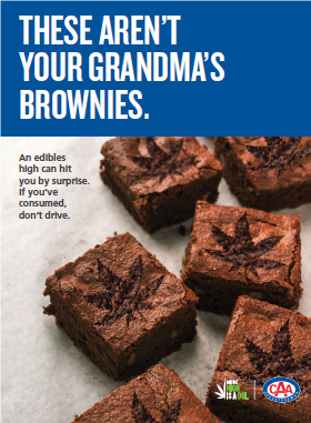 These aren't your grandma's brownies