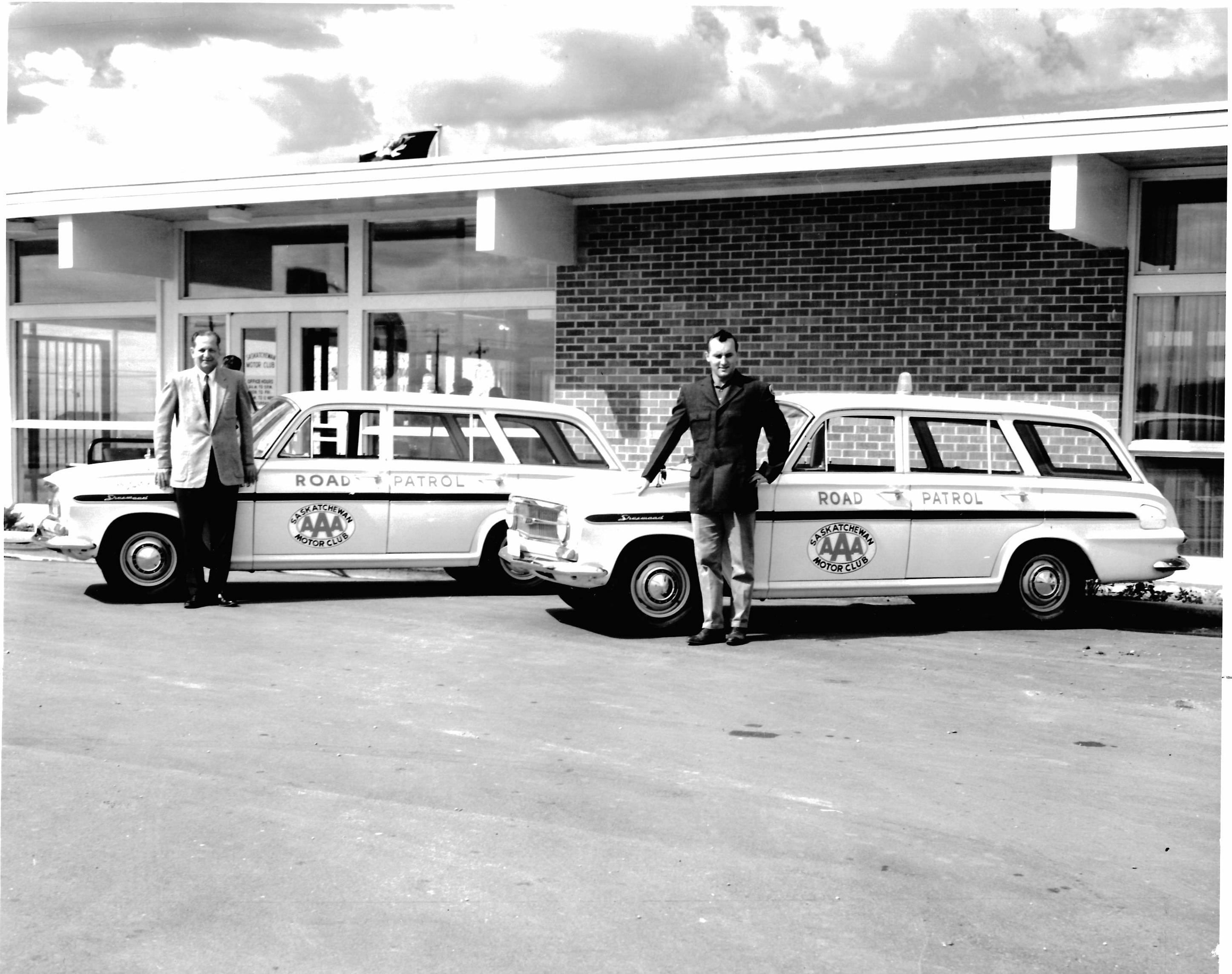 CAA Saskatchewan history - 1950's