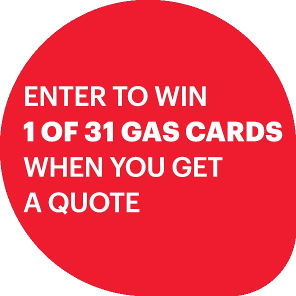 bundle bubble - enter to win gas cards