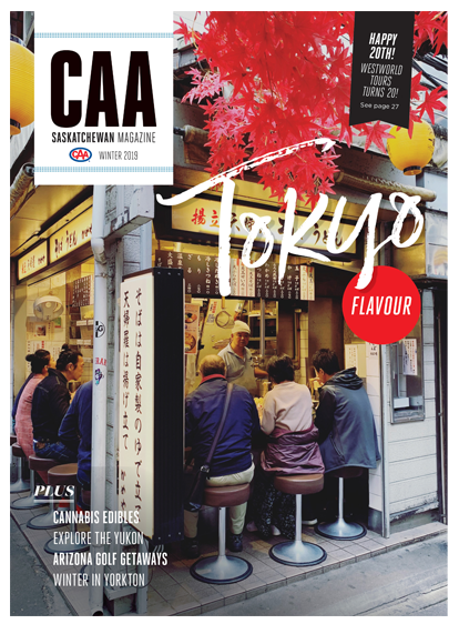 CAASK Magazine - Winter 2019