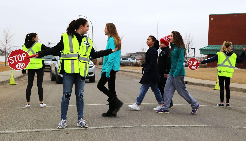 CAA School Safety Patrol