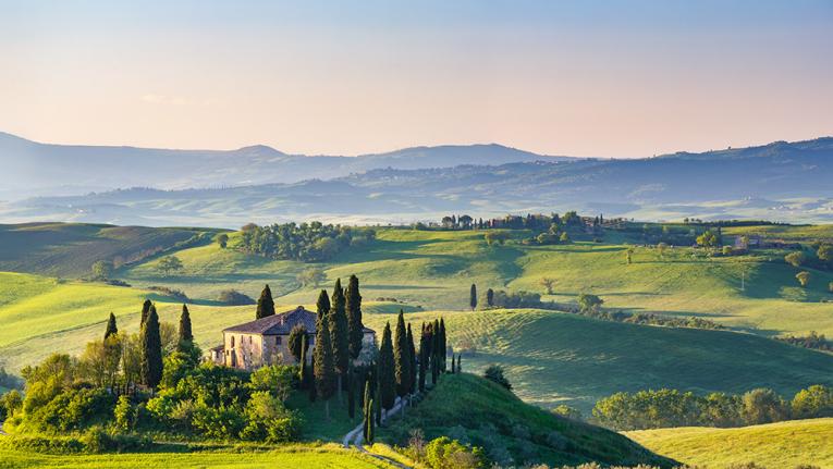 Tuscany-Italy